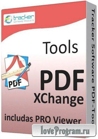 Tracker Software PDF-Tools 4.0.0207 Portable