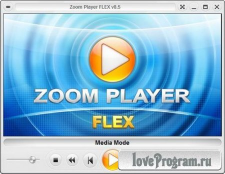 Zoom Player FLEX 8.50 + Rus