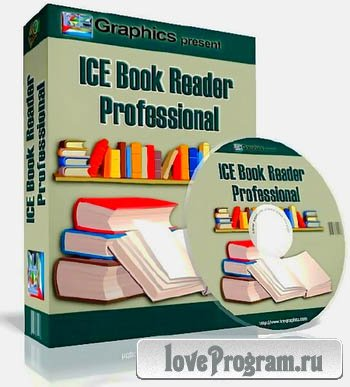ICE Book Reader Professional 9.1.0 + Skin Pack 1.3