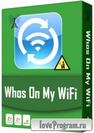 Whos On My WiFi 2.0.9 + Rus