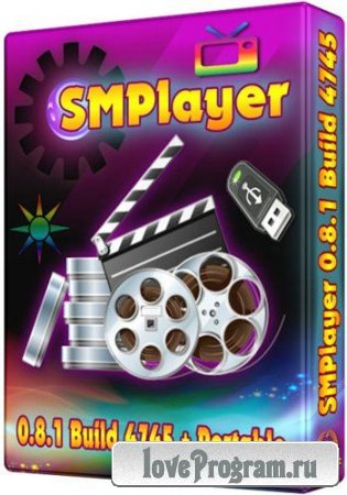 SMPlayer 0.8.1 Build 4745 + Portable