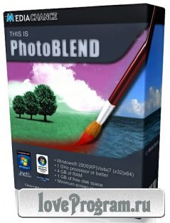 Mediachance PhotoBlend 3D 1.5.1 Portable by SamDel RUS