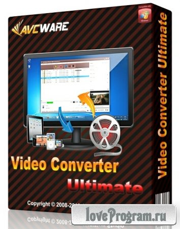 AVCWare Video Converter Ultimate 7.6.0 Build 20121027