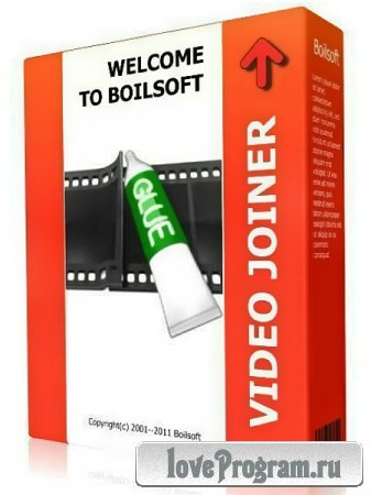 Boilsoft Video Joiner 7.01.2 Portable by SamDel