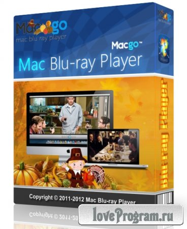 Mac Blu-ray Player 2.7.0.1040 Portable by SamDel