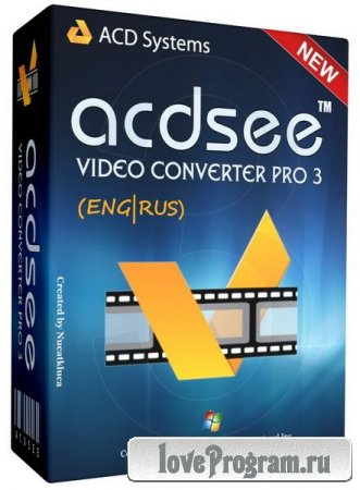 ACDSee Video Converter Pro v 3.0.23.0 Final + Rus