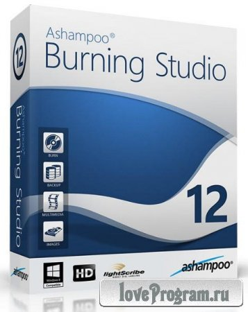 Ashampoo Burning Studio 12 12.0.1.8 (3510) Final Portable by SamDel