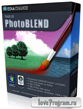 Mediachance PhotoBlend 3D 1.5.1 Portable by SamDel