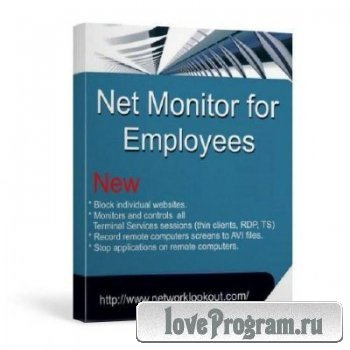 Network LookOut Net Monitor for Employees Professional 4.9.2