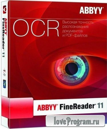 ABBYY FineReader 11.0.110.121 Professional Edition / 11.0.110.122 Corporate Edition