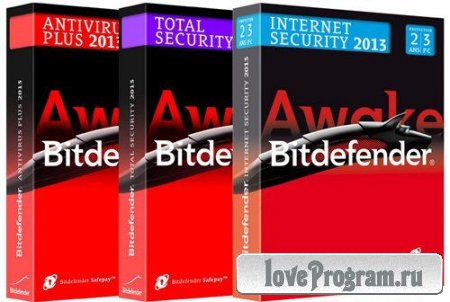 BitDefender Internet Security | Total Security | Antivirus Plus | Windows 8 Security 2013 v 16.25.0.1710 Final (ENG|RUS)