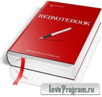 RedNotebook v 1.6.6 Final Portable