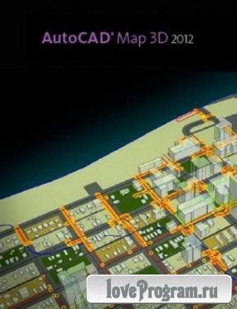 AutoCAD Map 3D 2013 x64 (2013/ENG/PC/Win All)