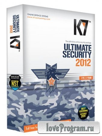 K7 Ultimate Security 2012 v 12.1.0.15 Final
