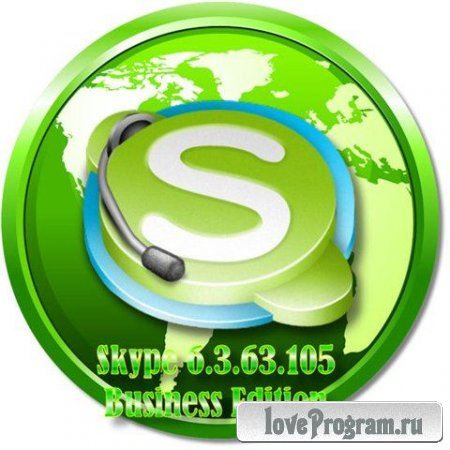 Skype 6.3.63.105 Final Business Edition + Portable by KGS