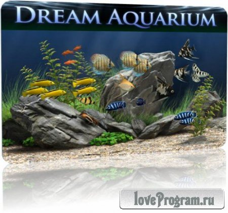 Dream Aquarium 1.2592 Screensaver Portable