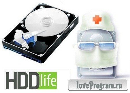 HDDlife Professional / for Notebooks 4.0.193 (MULTi/RUS)