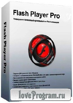 Flash Player Pro 5.5 Portable by KGS (2013/RUS)