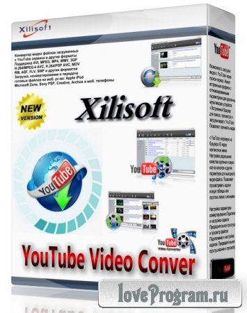 Xilisoft YouTube Video Converter 3.4.1 Build 20130329