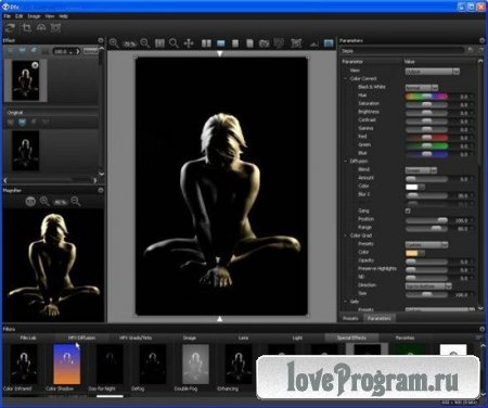 Tiffen Dfx 3.0.10.2 (Standalone & Plug-In Editions) + Rus