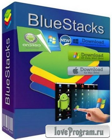 BlueStacks 0.7.13.899 Rus