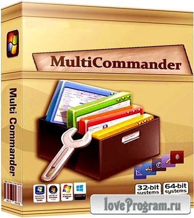Multi Commander 3.2.1 (build 1432) + Portable