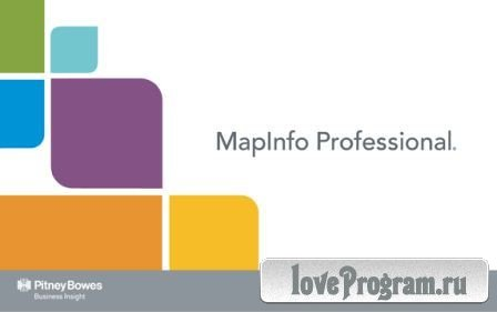 MapInfo Professional v.11.5.0.17 + Portable (2013/Rus)