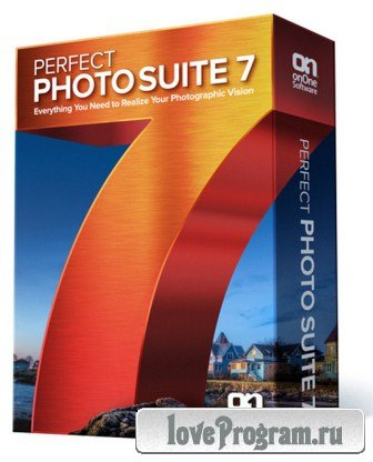 onOne Perfect Photo Suite v.7.0.2 Premium Edition + Ultimate Creative Pack 2 (2013/Eng)