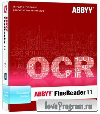 ABBYY FineReader v.11.0.113.164 Portable by goodcow (2013/Rus/Eng)