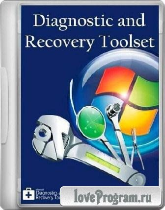 Microsoft Diagnostic and Recovery Toolset MSDaRT - All in one (2013/Rus/Eng)