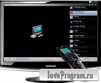 Torrent TV Player v.1.10 Final Portable (2013/Rus)