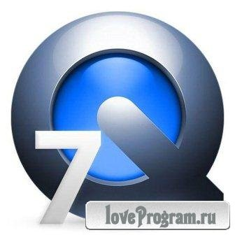 QuickTime Player v.7.7.4.80.86 (2013/Rus/Eng)