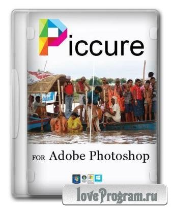 Piccure v.1.0.2 для Adobe Photoshop (2013/Rus/Eng)