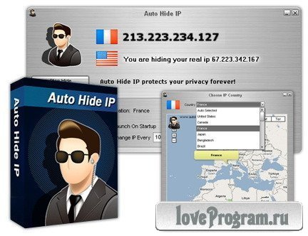 Auto Hide IP v.5.3.6.6 Portable (2013/Eng)