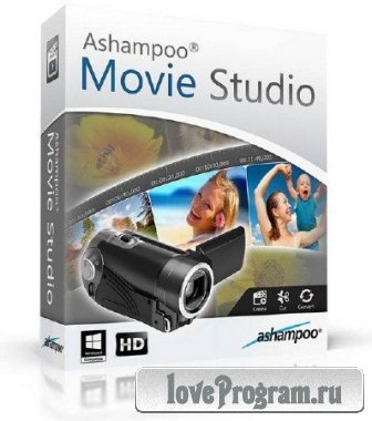 Ashampoo Movie Studio v.1.0.4.3 Portable by Maverick (2013/Rus)