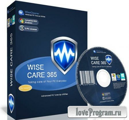 Wise Care 365 Pro 2.76 Build 219 Final