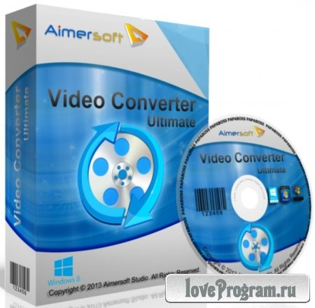 Aimersoft Video Converter Ultimate 5.6.0.1
