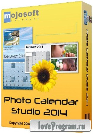Mojosoft Photo Calendar Studio 2014 1.11 (2013) ENG / RUS