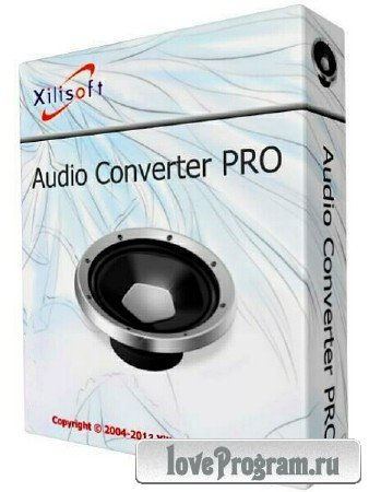 Xilisoft Audio Converter Pro 6.5.0 Build 20131129 + Русификатор