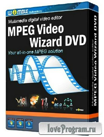 Womble MPEG Video Wizard DVD 5.0.1.109 (12/2013)