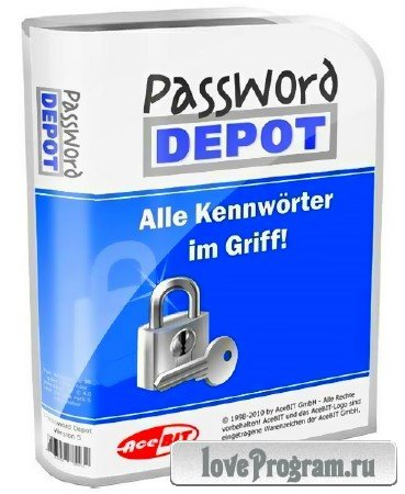 Password Depot Professional 7.5.5 + Rus