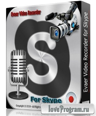Evaer Video Recorder for Skype 1.5.3.35