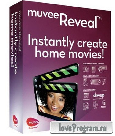 muvee Reveal 11.0.0.26762 Build 2922