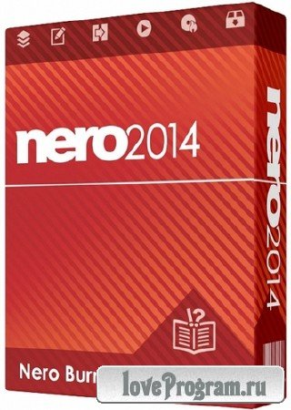 Nero Burning ROM 2014 15.0.25.5 Portable