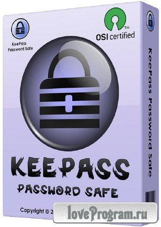 KeePass Password Safe 2.26 + Portable (ENG/RUS/2014)