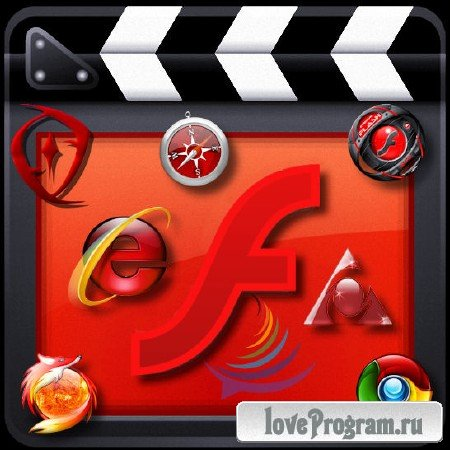 Adobe Flash Player 13.00.206 Final