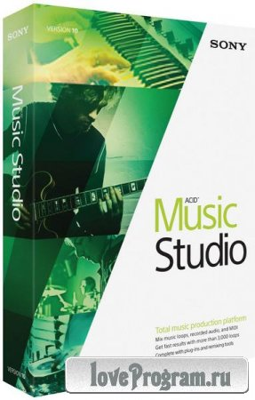 Sony ACID Music Studio 10.0 Build 108 + Portable by punsh