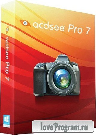 ACDSee Pro 7.1 Build 164 (x86) RePack by Loginvovchyk