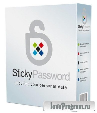 Sticky Password PRO 6.0.16.478 Final