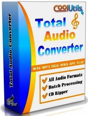 CoolUtils Total Audio Converter 5.2.0.80 Rus Portable